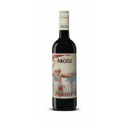 1 La Belle Angèle 2017 Merlot - South France
