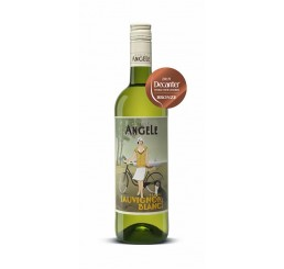 La Belle Angèle 2017 Sauvignon - South France - Bronze Medal