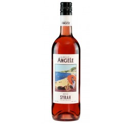 La Belle Angèle 2016 - Syrah Rosé - South France