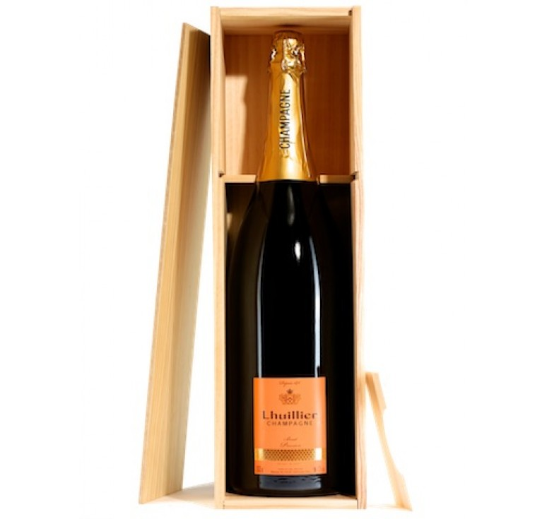 Champagne Lhuillier NV Brut Passion - 3 years (Jeroboam 3L)