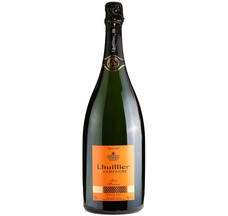 Champagne Lhuillier Brut NV Passion - 3 years (Magnum 1,5L)