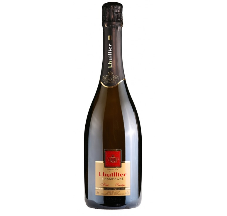 Champagne Lhuillier NV Brut Prestige - 7 years
