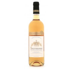 Sauternes 2016 Cuvée d'Exception - Sweet