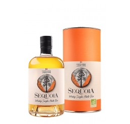 Séquoia Single Malt Whisky - ORGANIC - France - Gold Medal