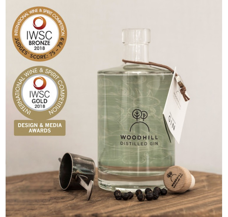 Woodhill Handcrafted Gin - Denmark